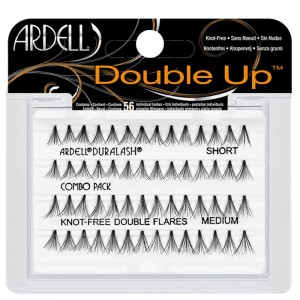 Ardell Double Individuals Knot-Free Flares - Combo Pack