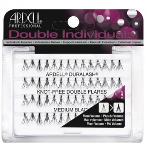 Ardell Double Individuals Knot-Free Flares - Medium