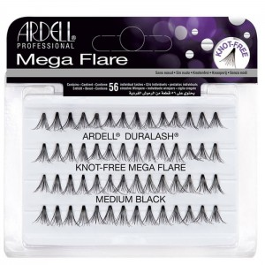 Ardell Mega Flare Individuals - Medium