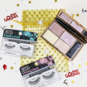 Ardell Lashes & Sleek Highlighter Gift Set