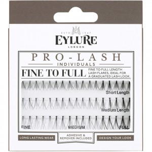 Eylure Pro-Lash Individuals - Fine to Full
