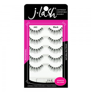 J-Lash Multipack 5 Pair #43