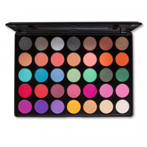 Kara Beauty Bright Eyeshadow Palette - ES01