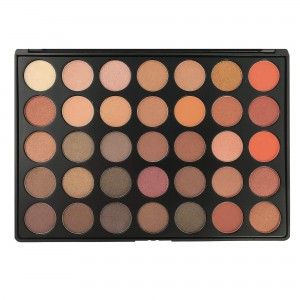 Kara Beauty Shimmer Natural Eyeshadow Palette - ES04S