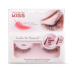 Kiss Looks So Natural Lashes - Sultry