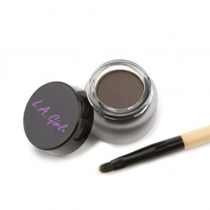 L.A. Girl Gel Liner Kit - Dark Brown