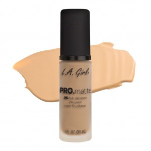 L.A. Girl PRO Matte Foundation Bisque