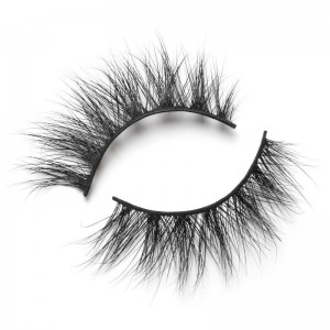 Lilly Lashes 3D Mink - Ash_Kholm