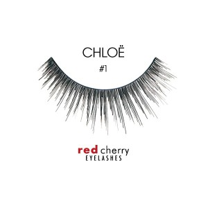 Red Cherry Lashes #1