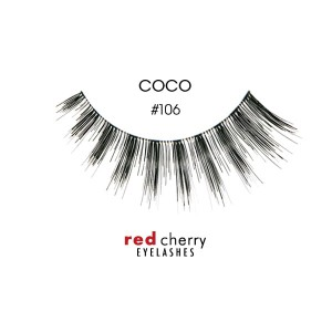 Red Cherry Lashes #106