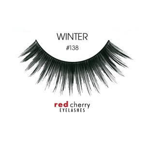 Red Cherry Lashes #138