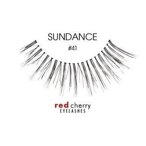 Red Cherry Lashes #41
