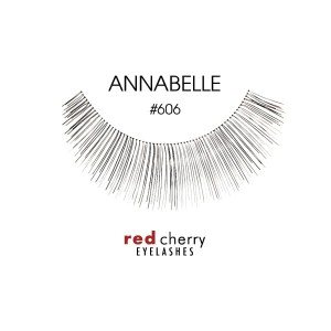 Red Cherry Lashes #606