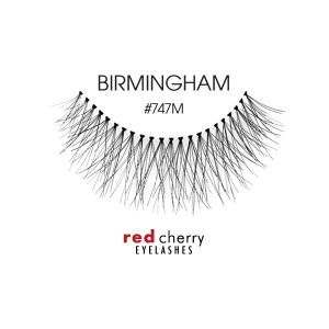 Red Cherry Lashes #747M