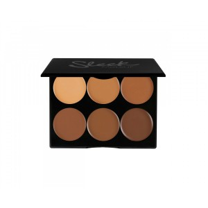 Sleek Cream Contour Kit - Dark