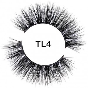 Tatti Lashes 3D Luxury Mink Lashes TL4