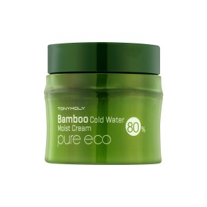 Tony Moly Pure Eco Bamboo Cold Water Moist Cream