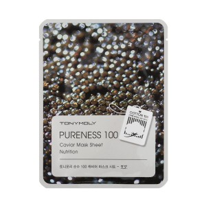 Tony Moly Pureness 100 Caviar Sheet Mask