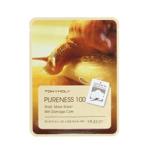 Tony Moly Pureness 100 Snail Sheet Mask