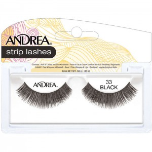 Andrea-Strip-Lashes-#33-lashes