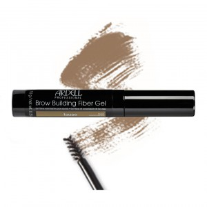 Ardell Brow Building Fiber Gel - Taupe