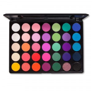 Kara Beauty Bright & Matte Eyeshadow Palette - ES02