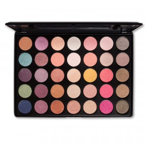 Kara Beauty 35 Color Eyeshadow Palette - ES12 Pixie Dust