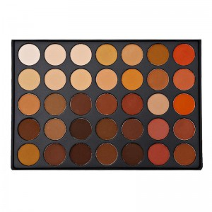 Kara Beauty Matte Natural Eyeshadow Palette - ES04M