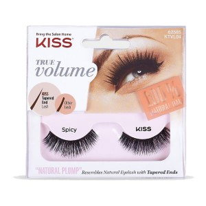Kiss True Volume Lashes - Spicy