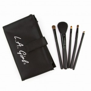 L.A. Girl 5 pc. Essential Brush Set