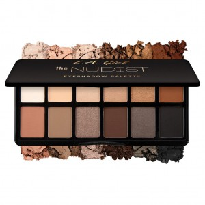 L.A. Girl Fanatic Eyeshadow Palette - The Nudist