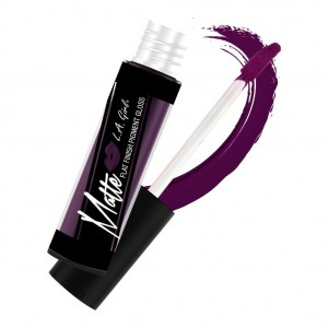 L.A. Girl Matte Pigment Gloss - Black Currant