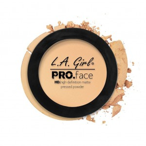 L.A. Girl HD Pro Face Pressed Powder - Creamy Natural