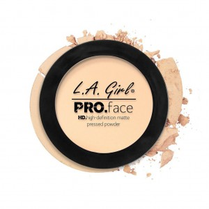 L.A. Girl HD Pro Face Pressed Powder - Fair