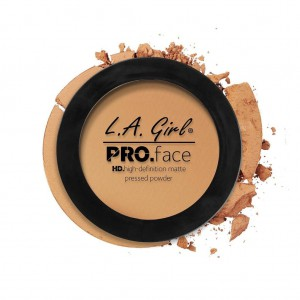L.A. Girl HD Pro Face Pressed Powder - True Bronze