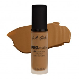 L.A. Girl PRO Matte Foundation Caramel