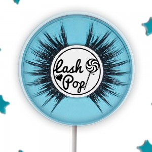 Lash Pop Lashes Out of the Blue