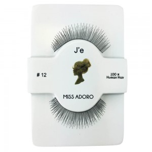 Miss Adoro Lashes #12