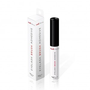 Red Cherry Eyelash Brush Adhesive