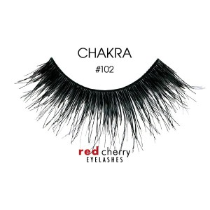 Red Cherry Lashes #102