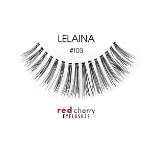 Red Cherry Lashes #103