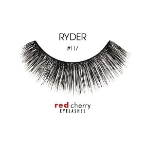 Red Cherry Lashes #117