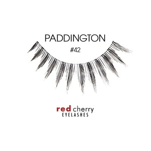 Red Cherry Lashes #42