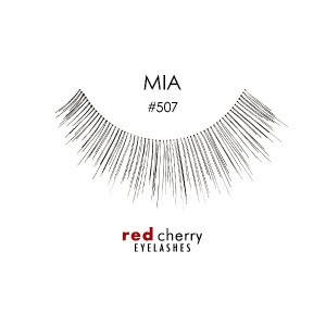 Red Cherry Lashes #507