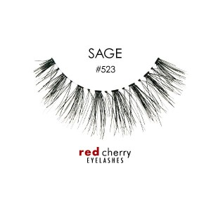 Red Cherry Lashes #523
