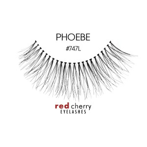 Red Cherry Lashes #747L