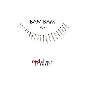 Red Cherry Lashes #75