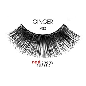 Red Cherry Lashes #80