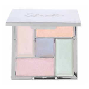 Sleek Highlighter Palette - Distorted Dreams
