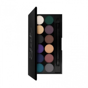 Sleek i-Divine Eyeshadow Palette - Ultra Mattes V2